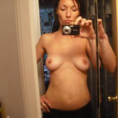 Medium tits of my ex-girlfriend - meli
