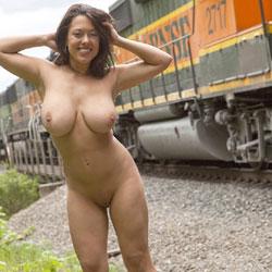 Train Flashing