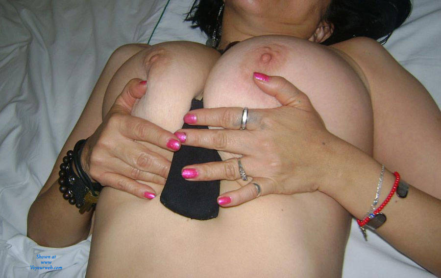 Pic #1My Busty Girlfriend - Big Tits, Gf