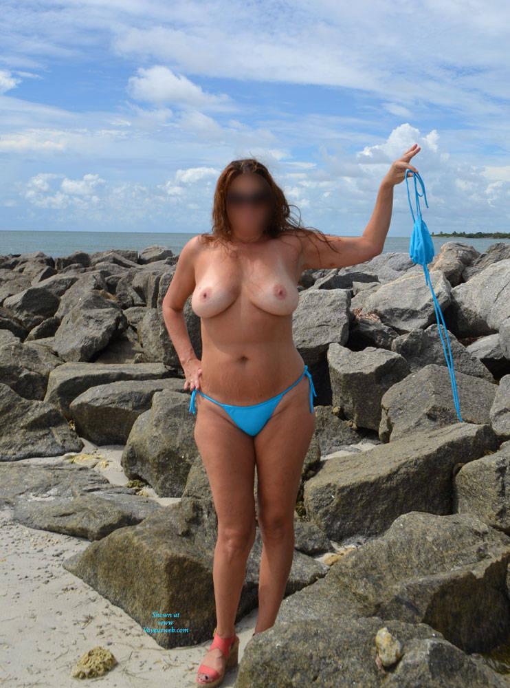 the Bikini fun beach at