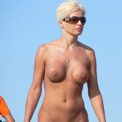 Blonde Girl Walking Naked - Big Tits, Blonde Hair, Exposed In Public, Firm Tits, Full Nude, Naked Outdoors, Nipples, Nude Beach, Nude In Public, Perfect Tits, Shaved Pussy, Short Hair, Showing Tits, Sunglasses, Beach Pussy, Beach Tits, Beach Voyeur, Hairless Pussy, Hot Girl, Naked Girl, Sexy Body, Sexy Boobs, Sexy Girl, Sexy Legs, Sexy Woman , Blonde Girl, Naked, Outdoor, Short Hair, Sunglasses, Legs, Hairless Pussy, Big Tits, Legs