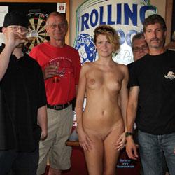Monnie At The Local Tavern Part 2