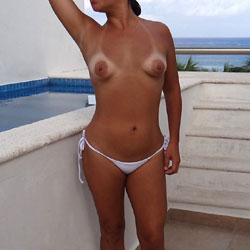 Topless Island Vacations - Big Tits, Bikini, Brunette Hair, Exposed In Public, Firm Tits, Heels, Nude In Public, Nude Outdoors, Showing Tits, Topless Girl, Topless Outdoors, Topless, Hot Girl, Sexy Body, Sexy Boobs, Sexy Figure, Sexy Girl, Sexy Legs, Sexy Woman , Outdoor, Brunette, Nude, Topless, Bikini, Heels, Big Tits, Legs
