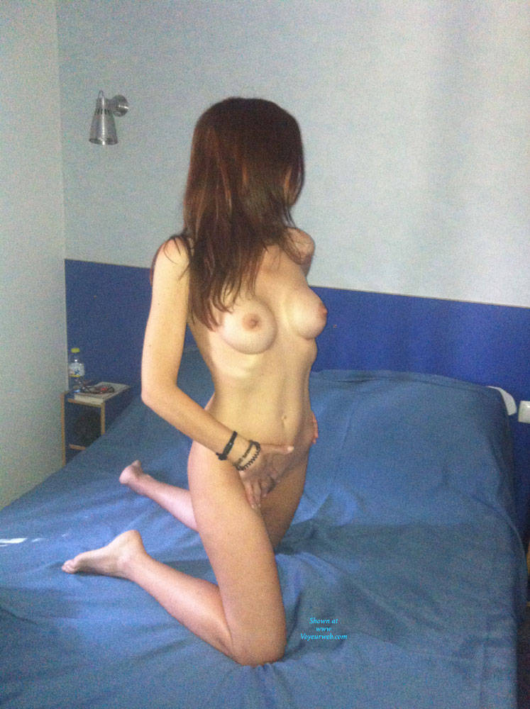 Kneeling Hot And Naked On Bed - Brunette Hair, Firm Tits, Full Nude, Hard Nipple, Nipples, Showing Tits, Hot Girl, Naked Girl, Sexy Body, Sexy Face, Sexy Feet, Sexy Figure, Sexy Girl, Sexy Legs, Sexy Woman , Sexy, Naked, Bed, Firm Tits, Nipples, Legs, Trimmed Pussy