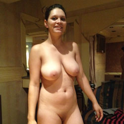 Night Lovers - Big Tits, Brunette, Shaved