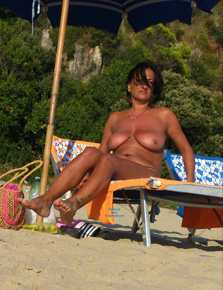 nude beach women lust