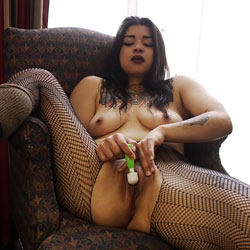 Masturbating At Home - Big Tits, Brunette Hair, Hanging Tits, Indoors, Masturbation, Natural Tits, No Panties, Perfect Tits, Shaved Pussy, Spread Legs, Stockings, Tattoo, Hairless Pussy, Hot Girl, Pussy Flash, Sexy Body, Sexy Boobs, Sexy Face, Sexy Girl, Sexy Legs, Sexy Lingerie, Toys , Brunette, Nude, Stockings, Spread Legs, Masturbation, Pussy Lips, Shaved Pussy, Legs, Boots, Big Tits