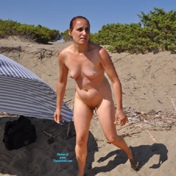 My Wife At The Beach - Beach, Wife/wives