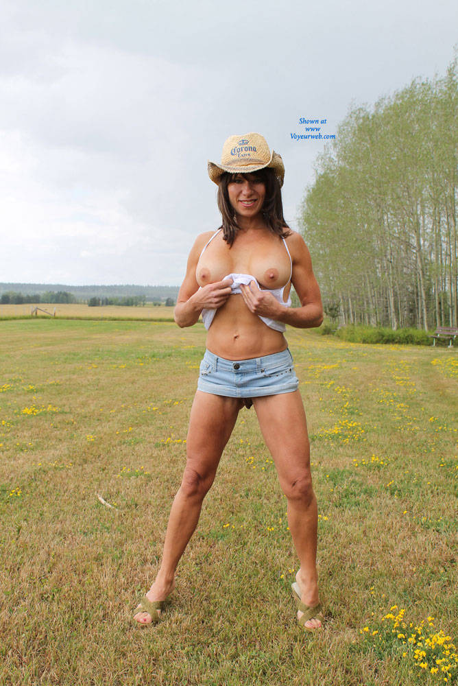 Having Fun Nude In The Fields - Big Tits, Brunette Hair, Exposed In Public, Flashing Tits, Flashing, Huge Tits, No Panties, Nude In Public, Nude Outdoors, Perfect Tits, Pussy Lips, Showing Tits, Skirt, Strip, Hairless Pussy, Hot Girl, Sexy Body, Sexy Boobs, Sexy Girl, Sexy Legs, Sexy Woman , Sexy, Nude, Brunette, Outdoor, Hat, Skirt, Big Tits, Legs, Pussy