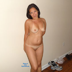 Nude And Ready - Big Tits, Brunette