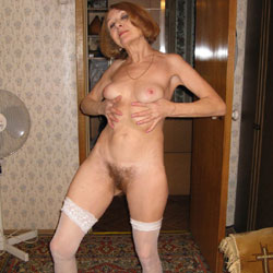 Private mature nude