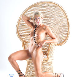 Blonde In A Native Chair - Big Tits, Blonde Hair, Erect Nipples, Firm Tits, Full Nude, Heels, Nipples, Perfect Tits, Shaved Pussy, Showing Tits, Hairless Pussy, Hot Girl, Naked Girl, Sexy Body, Sexy Boobs, Sexy Face, Sexy Feet, Sexy Figure, Sexy Girl, Sexy Legs, Sexy Lingerie , Sexy, Naked, Blonde Girl, Heels, Native Chair, Big Tits, Hard Nipples, Shaved Pussy, Legs