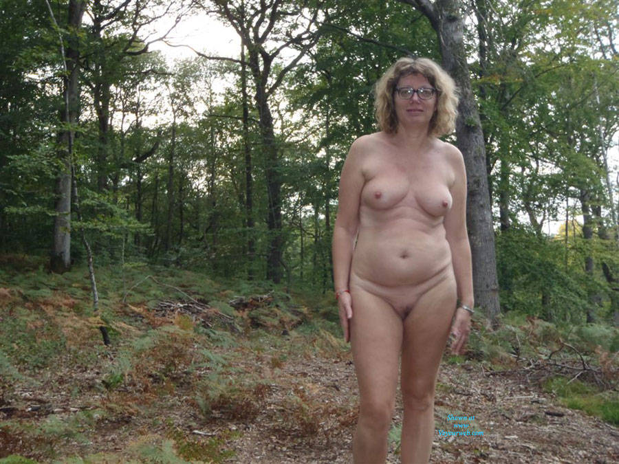 Finest Wife Walking Around Nude Images