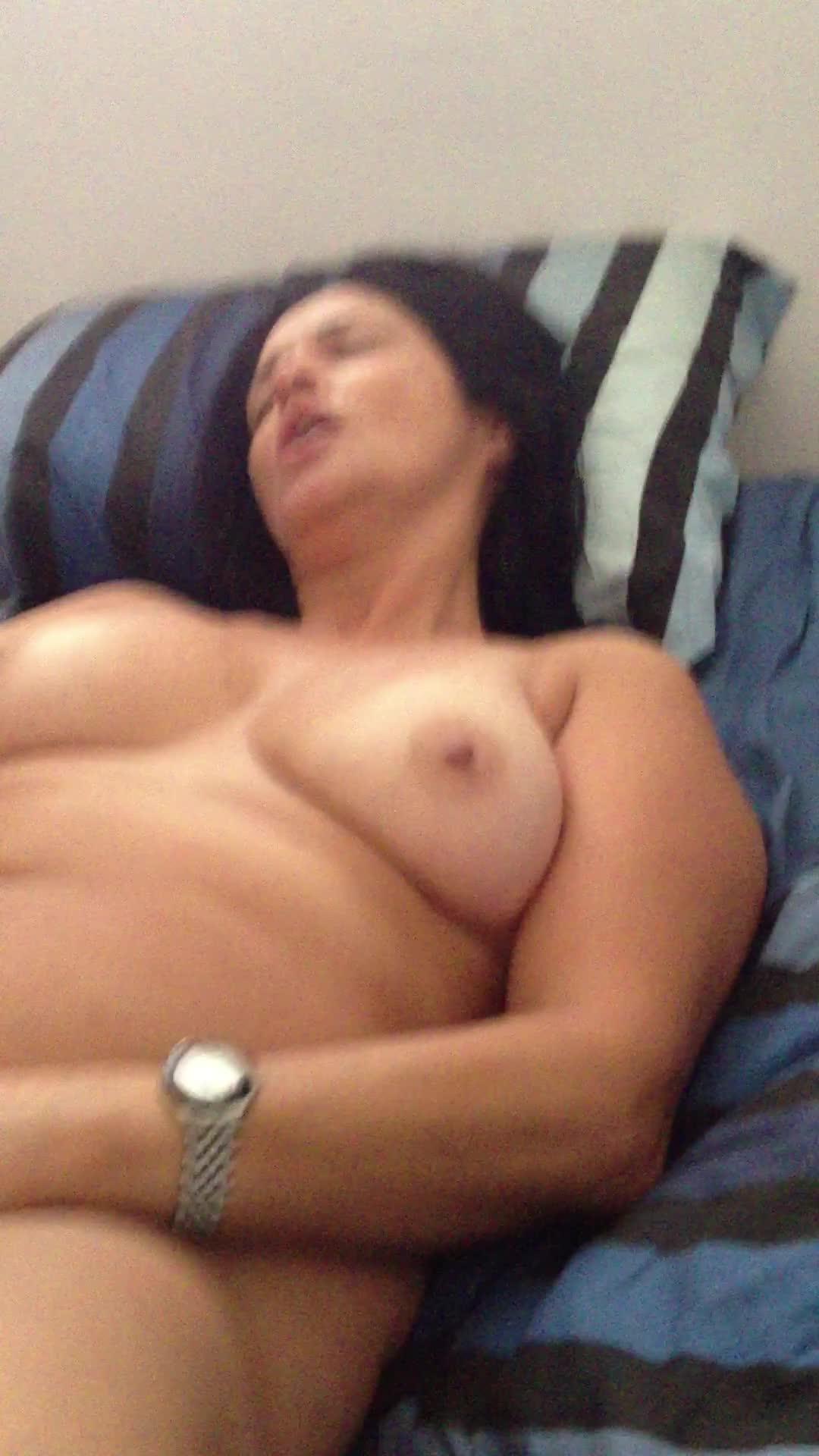 Pic #1Iva - Big Tits, Brunette, Masturbation, Shaved, Toys