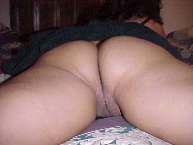 Pic #1My wife's ass - Rosa