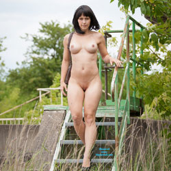 Walking Naked In Nature - Big Tits, Brunette Hair, Erect Nipples, Exposed In Public, Firm Tits, Full Nude, Heels, Naked Outdoors, Natural Tits, Nipples, Nude In Nature, Nude In Public, Perfect Tits, Shaved Pussy, Hairless Pussy, Hot Girl, Naked Girl, Sexy Body, Sexy Boobs, Sexy Face, Sexy Feet, Sexy Figure, Sexy Girl, Sexy Legs, Sexy Woman , Sexy, Naked, Brunette, Outdoor, Nature, Big Tits, Shaved Pussy, Sexy Legs ;-)