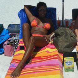 Legs - Beach, Bikini Voyeur, Ebony