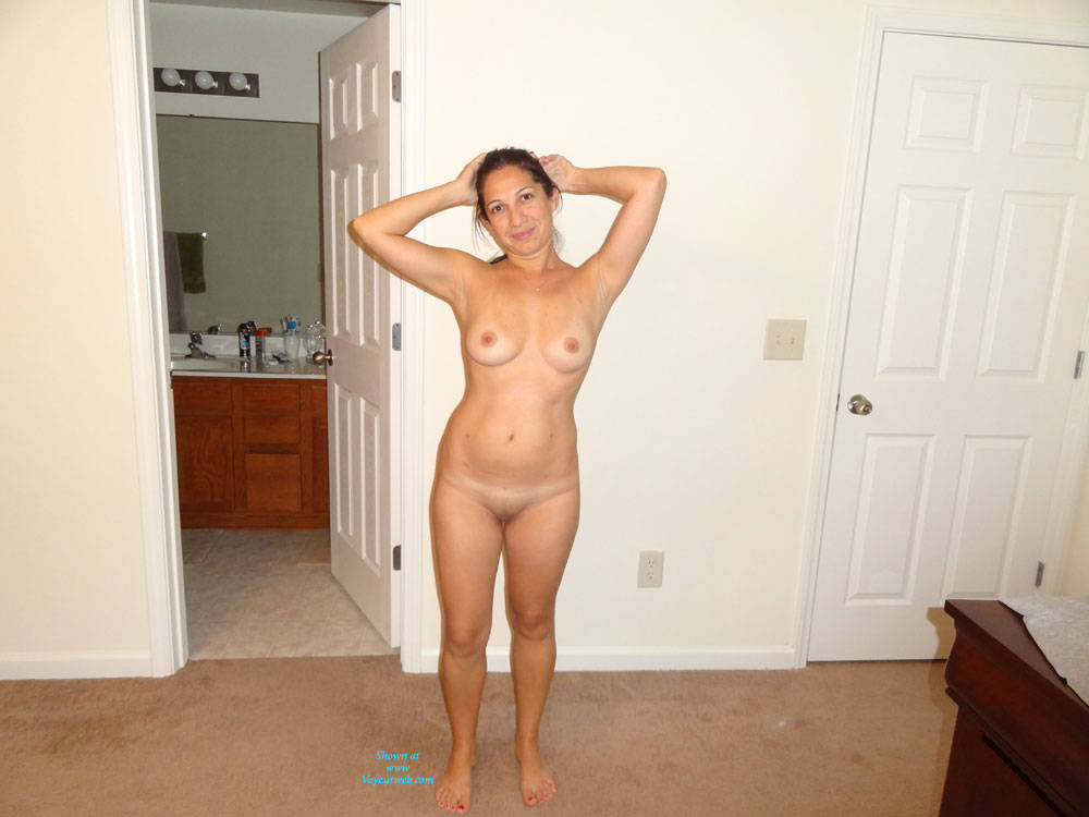 Girls getting naked at home