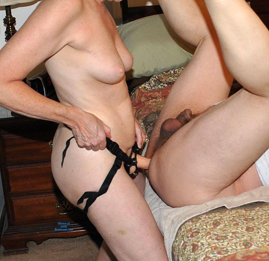 Pic #1Sara Playing Around - Big Tits, Toys