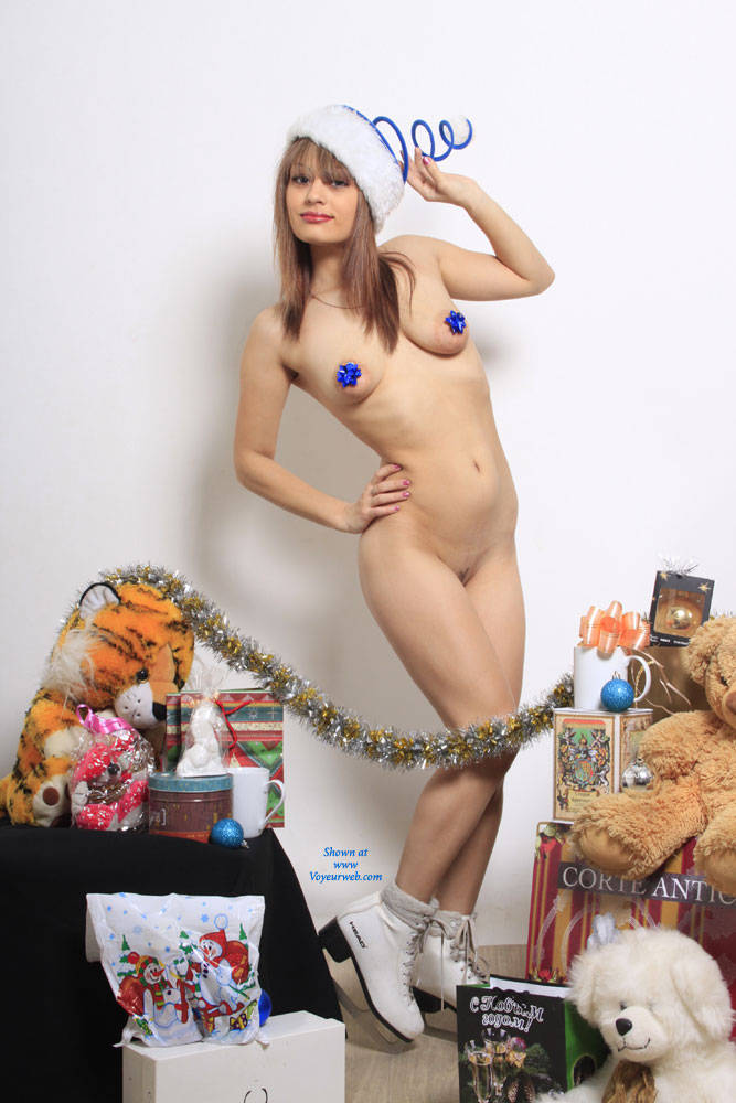 I Give Not A Lot Of Holiday)))))) , I Pictured As Miss Santa And A Gift. I Want To Please You As Miss Santa And Give Myself As A Christmas Gift)))!!!!! And I Tried To Express It In Pictures!!!!! I Hope You And Give Me A Gift, Leaving The Best Ratings And Comments:* I Kiss You And Hug !!!!