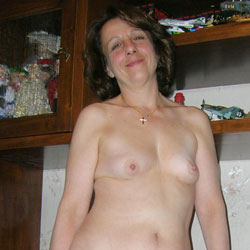 My Wife - Brunette, Wife/wives, Bush Or Hairy