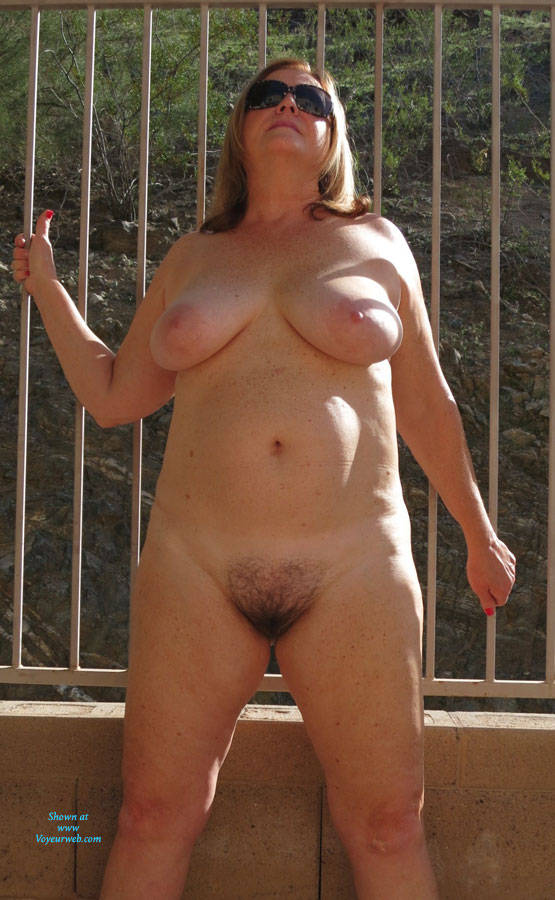 Sexy Naked Mature Wife - December, 2014 - Voyeur Web-1861