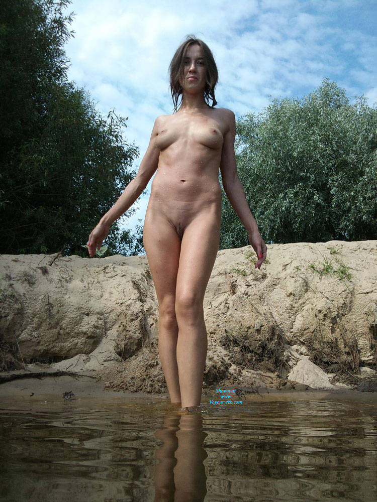 Summer Nudity In Nature - Brunette Hair, Exposed In Public, Firm Tits, Full Nude, Hanging Tits, Long Legs, Naked Outdoors, Natural Tits, Nipples, Nude In Nature, Nude In Public, Shaved Pussy, Showing Tits, Water, Beach Voyeur, Hairless Pussy, Hot Girl, Naked Girl, Sexy Body, Sexy Figure, Sexy Girl, Sexy Legs, Young Woman , Naked, Brunette, Nature, Outdoor, Shaved Pussy, Medium Tits, Legs