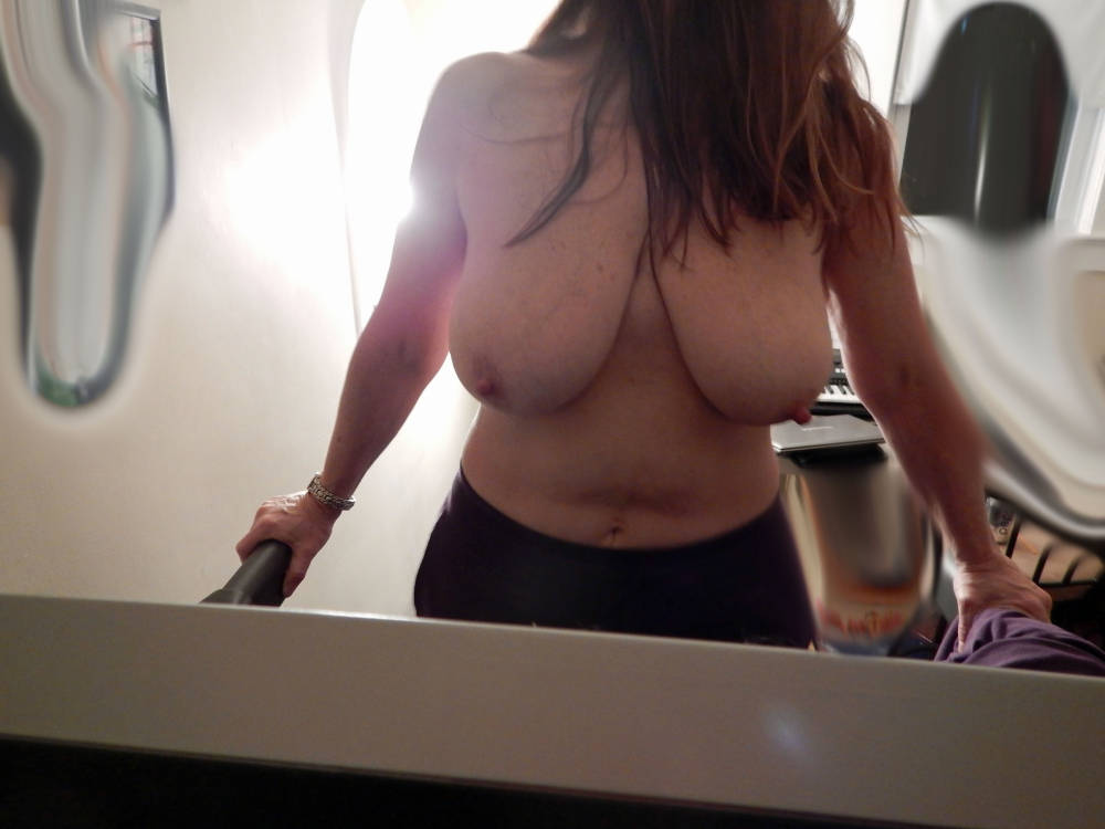 Pic #1Large tits of my wife - Britsgal