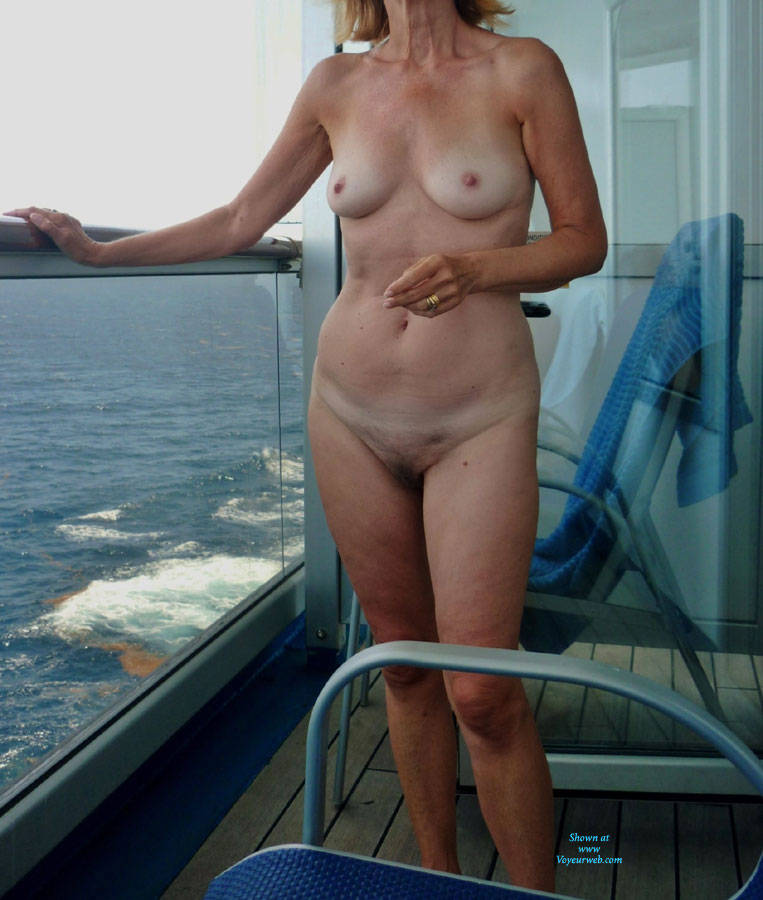 My old wife naked