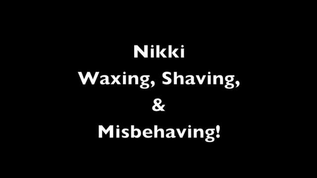 Pic #1Nikki Waxing, Shaving, and Misbehaving! - Upskirt No Panties, Firm Ass, High Heels Amateurs, Public Exhibitionist, Brunette, Big Tits, Nude Wives, Nude Amateurs, No Panties On