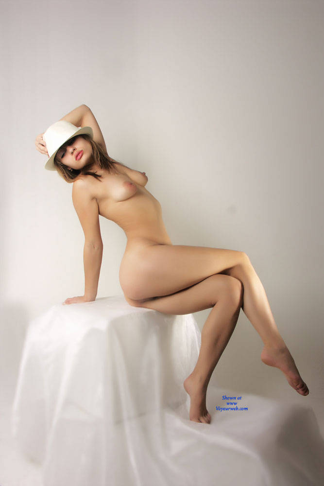 Sitting Naked Wearing Hat - Big Tits, Brunette Hair, Erect Nipples, Firm Tits, Full Nude, Hard Nipple, Nipples, Round Ass, Showing Tits, Hot Girl, Naked Girl, Sexy Ass, Sexy Body, Sexy Boobs, Sexy Feet, Sexy Girl, Sexy Legs, Sexy Woman, Young Woman , Naked, Young Girl, Brunette, Hat, Ass, Legs, Pointed Nipples, Firm Tits
