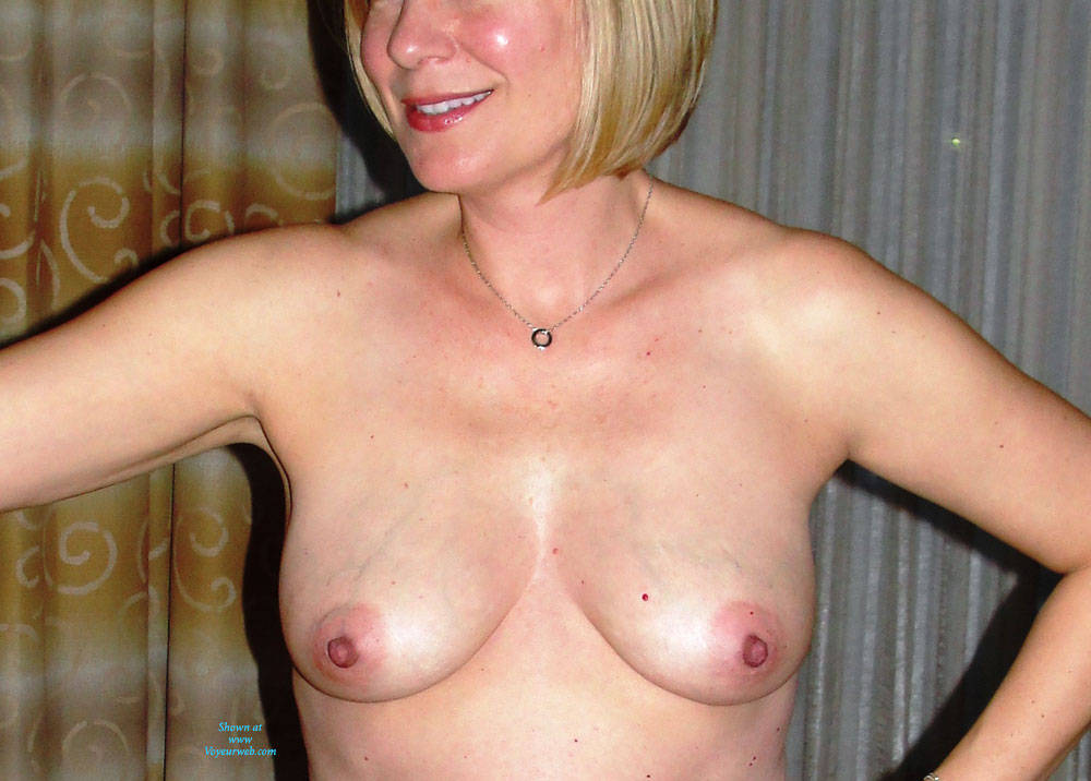 Birthday Fun - Big Tits , Blonde, Nude, Sex, Wife, Titties