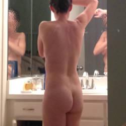 My wife's ass - Anon