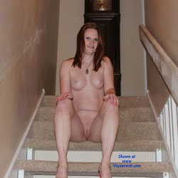 Naked Redhead On Stairway - Erect Nipples, Firm Tits, Full Nude, Hard Nipple, Indoors, Nipples, Perfect Tits, Redhead, Shaved Pussy, Hairless Pussy, Hot Girl, Naked Girl, Sexy Body, Sexy Boobs, Sexy Face, Sexy Figure, Sexy Legs , Redhead, Naked, Sitting At Stairs, Shaved Pussy, Legs, Firm Tits