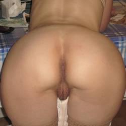 My ass - Emmanuelle
