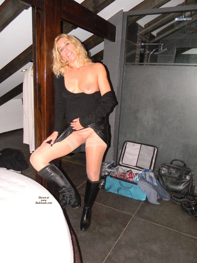 Pic #1My Hot Hot Sweet Wife - Blonde, Shaved, Wife/wives