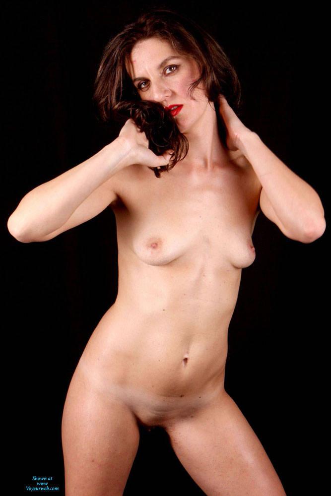 Karins Fotos - Brunette Hair , Redhead, Nude, Lingerie, Posing Nude