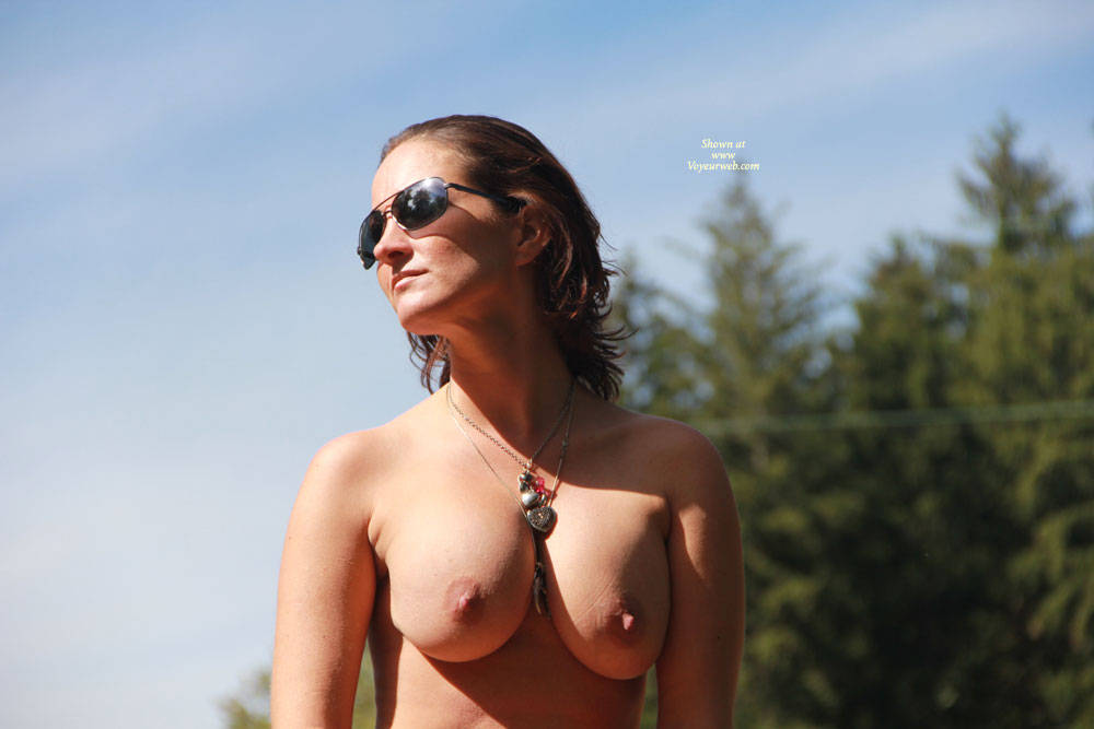 Pic #1Thinking Of Warm Weather - Big Tits, Brunette