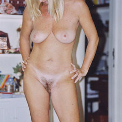 Un-Dressed Sexy - Mature, Blonde, Big Tits, Bush Or Hairy