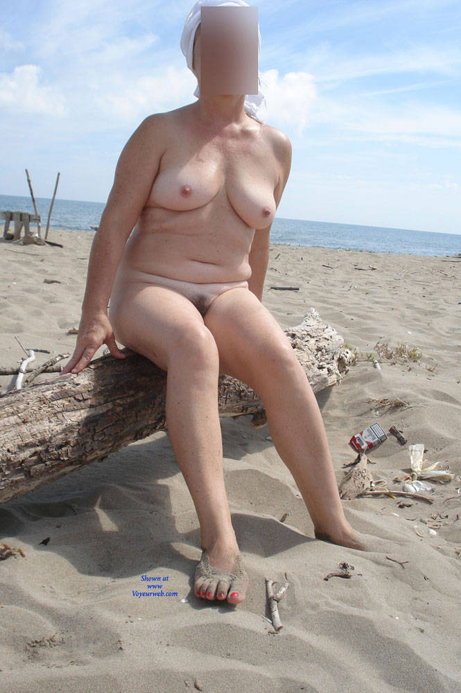 Pic #1Mature At The Beach - Beach