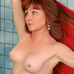 cindy red head nude
