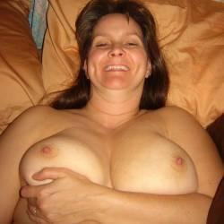 My large tits - soccermomca