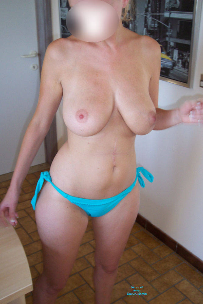 Pic #1Blonde And Big Tits Part 2 - Big Tits