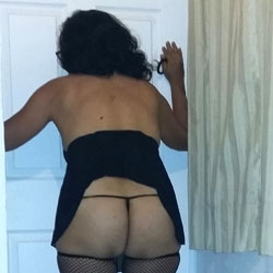 Sexy Maria - Brunette, High Heels Amateurs, Lingerie