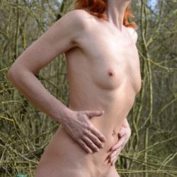Just Hanging Around - Nature, Redhead