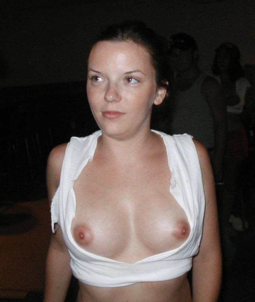 Small Tits Of My Girlfriend - Kate - April, 2015 - Voyeur Web-9083