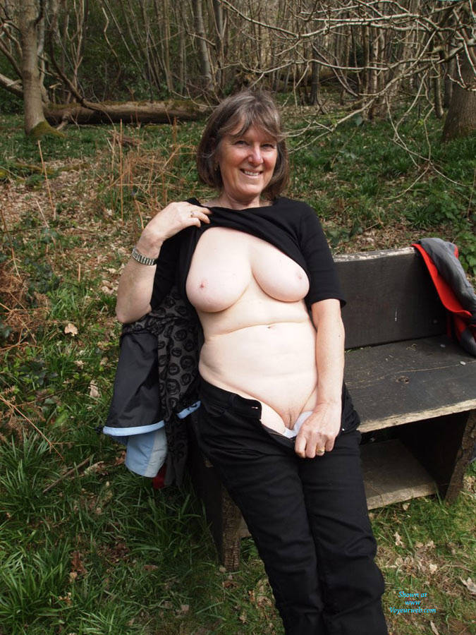 Pic #1Spring Outing - Big Tits
