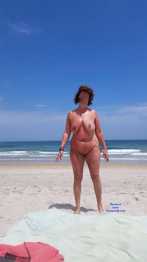 Pic #1Ahhhh .. The Beach - Beach, Big Tits