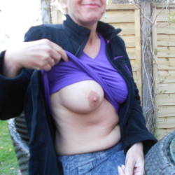 My medium tits - Mrs A