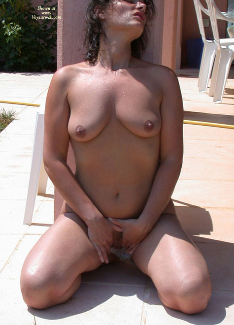Nude Touches Herself Pussy In Shadow - Black Hair, Brunette Hair, Milf, Perfect Tits, Perky Tits, Shaved Pussy, Small Tits, Naked Girl, Nude Amateur , Medium Sized Tits, Tanned Skin, Curly Wet Black Hair, Nude Girl Kneeling, Small Round Nipples, Small Perky Tits, Nude Girl In Sunlight On Patio